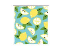 Ritz Swedish Dish Cloths 2 Pack - Summer Lemons EARTH FRIENDLY