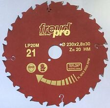 Freud LP20M021 230x2,8x30 Pro Ind Lama Circolare per macchine portatili