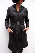 Leather Casual Trench Winter for Women