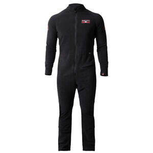 Nookie Iceman All-In-One Polartec Recycled Mid Base Layer Thermal One Piece Suit