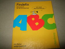 Findefix-Wörterbuch für die Grundschule,1996,Schulbuch,Bild.s.Text