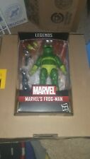 """Marvel Legends FrogMan Spider-Man Into the Spiderverse Series 6"""" Figure Toy Sale"""