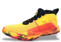 Adidas Dame 5 'Storytelling' Gold/Black Mens Basketball Shoes Size 7.5 BB9315