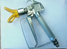 """Airless Paint Spray Gun with Guard 7/8"""" [22mm] guards color example only ."""