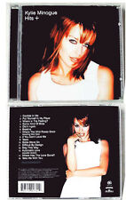 KYLIE MINOGUE Hits + .. 2000 Arista-CD TOP
