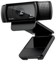 N Logitech C920 HD Pro Webcam Widescreen1080p Video Calling and Recording PC