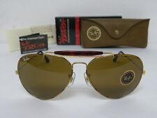 a742dc3e2c New Vintage B&L Ray Ban Outdoorsman II Tortuga Gold Tortoise B-15 62mm L1712