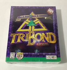 TriBond CD-ROM (PC, Box Edition, 1999, Patch Products)