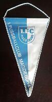 Wimpel 1.FC Magdeburg aus den 70zigern DDR Oberliga FDGB Pokalsieger EC 74 FCM