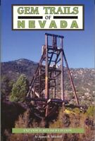 Gem Trails of Nevada by Mitchell, James R.