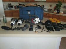 Canon Xl1S Camcorder-2 Lenses Lots of accessories-Sony Dhr 1000 Dv Recorder