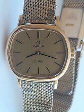 Vintage Omega De Ville Manual Winding Caliber 625 Women's Swiss Watch