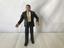 WWE WWF 2004 WRESTLING JAKKS PACIFIC VINCE McMAHON FIGURE 18cm APPROX