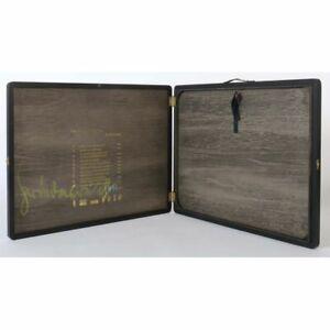 Hundertwasser, Friedensreich Original Holzkassette nummeriert & handsigniert