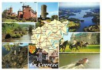 COLLONGES LA ROUGE - Barrage de Neuvic - LA CORREZE TOURISTIQUE - multi-vues