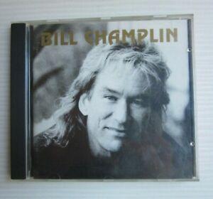 Bill Champlin CD-Burn Down The Night-Anno 1992-Raro-di Musica Americana Anni '90