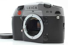 RARE!!【Top Mint】 Leica R9 Anthracite Camera Body Only From JAPAN #8411