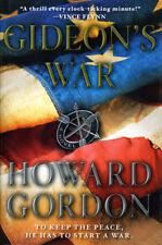Gideon's War by Howard Gordon (Book) **New**