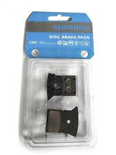 Shimano fahrrad-scheibenbremsbelag l04c metal con aletas para br-rs805/505