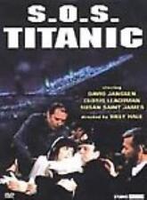 S.O.S. Titanic DVD VIDEO MOVIE SOS reenactment David Janssen Cloris Leachman
