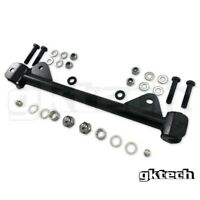 GKTECH S13 Silvia/180sx/R32 Skyline HICAS delete bar with toe arm mounts