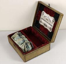 1885 | SNUFF BOX gifted to Otto von BISMARCK + snuff! | ex museum collection