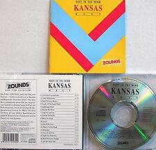 Kansas Best Dust in the wind CD Album 1991 Zounds Best ofRock Pop 80er wie neu