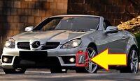 Neuf OEM Mercedes SLK W171 AMG Avant Pare-Choc Gauche Aération Grille