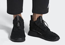 Lookped Shoes Adidas NMD R1 black purple green