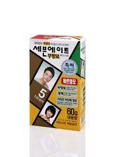 Seven Eight No ammonia No Odor Hair Color #5 Dark Chestnut 2.11oz Made in Korea