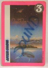 Beach Boys - Original Concert Tour Cloth Backstage Pass