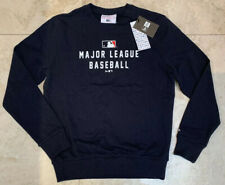 New Era Major League Baseball MLB Crew Sweater Navy Medium New With Tag