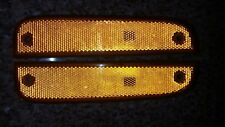 97-01 Jeep Cherokee Driver/Pass. Side Marker Lamp Assembly 1 Pair MOPAR USED