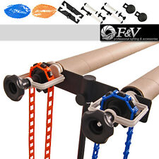 2 ROLLERS BACKDROP MOUNT SYSTEM Permanent Multiple Background Support System