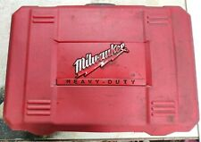 Milwaukee 4270 21 Electro Magnetic Drill Press Cat No 4270 20