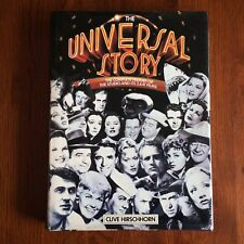 The Universal Story Comp Hist of the Studio Clive Hirshorn Ill 1st1st Crown 1983