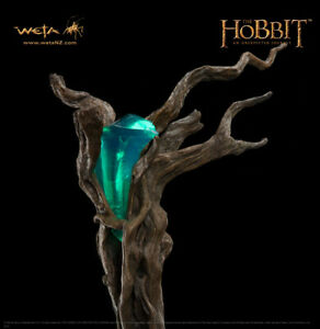 WETA THE HOBBIT AN UNEXPECTED JOURNEY THE STAFF OF RADAGAST PROP REPLICA LOTR