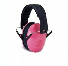 Walkers Game Ear Game Folding Muff Adjustable Baby And Kids 6 Months 8yrs Pink