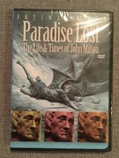 paradise lost the life and times of john milton dvd