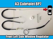Audi A3 8P7 Cabriolet Front Left Window Regulator Repair Kit
