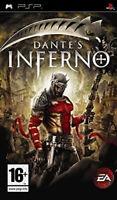Dante's Inferno jeu Sony PSP Playstation Portable PAL avec notice