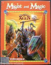 Might and Magic V Darkside of Xeen IBM/PC/DOS New World Computing CIB