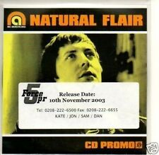 (153Q) Nic Armstrong, Natural Flair - DJ CD