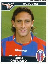 N°035 CAPUANO BOLOGNA.FC FIGURINE STICKER PANINI CALCIATORI 2005
