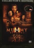 The Mummy Returns (DVD, 2-Disc) Collector's Edition Dwayne Johnson Action