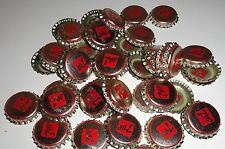 Soda pop bottle caps Lot of 50 plastic lined 7UP unused and new old stock