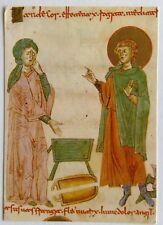 Benedict with his Nurse Kunstverlag Maria Laach Postcard (P269)