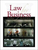Law for Business by John D. Ashcroft and Janet E. Ashcroft (2007, Paperback,...