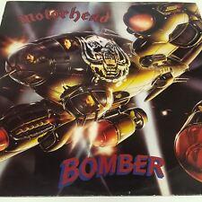 Motorhead Bomber 1979 Vinyl [BRON 523] Rock