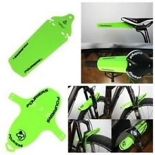 Bike Bicycle MTB Fender Mudguard Mud Guards for Front Fork/Rear Saddle,FOURIERS